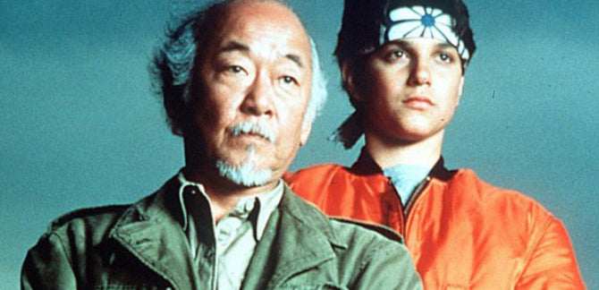 Waxing On :: Bobby Hundreds Remembers Karate Kid