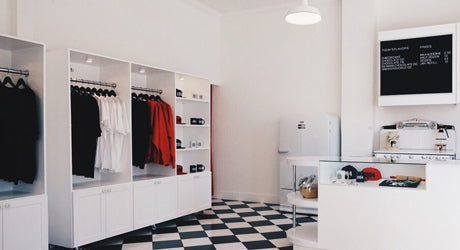 Back For the First Time (Again) :: Streetwear Boutique 5&A Dime's Re-opening