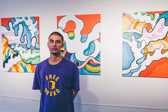 The Hundreds Breaks Bread with Aaron Kai in Los Angeles