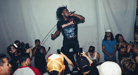 VIDEO RECAP :: SPITSET w/ Jazz Cartier, Boogie, and Father