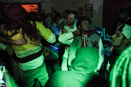 Photo Recap :: SPITSET in Oakland w/ Ezale, Alexander Spit, & More