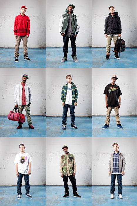 THE HUNDREDS FALL 2012 :: ONLINE RELEASE