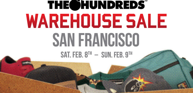 WAREHOUSE SALE :: SF
