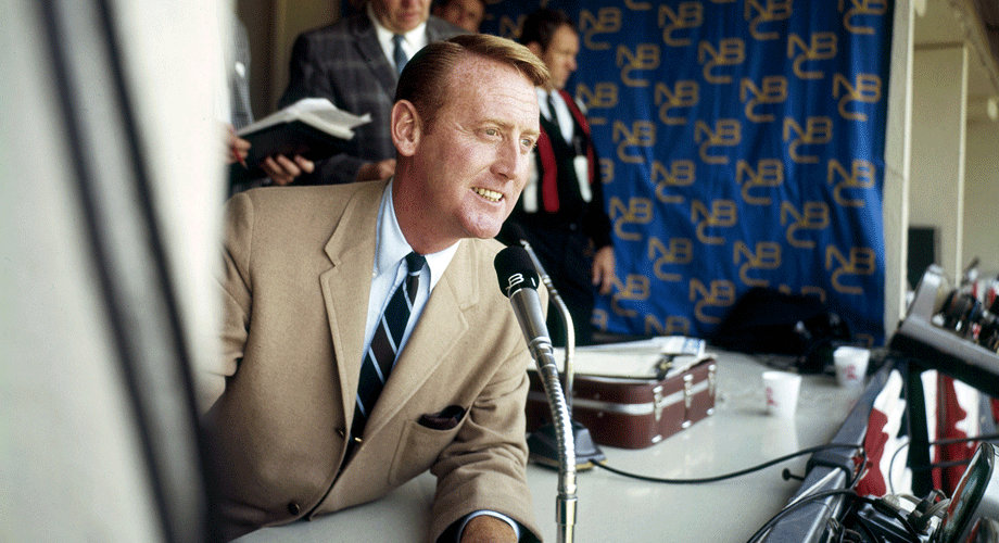 #TBT :: Why Dodgers Broadcaster Vin Scully is a Goddamn American Legend