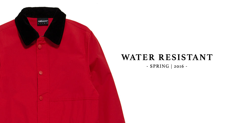 Available Now :: The Hundreds Spring 2016 Water Resistant Collection