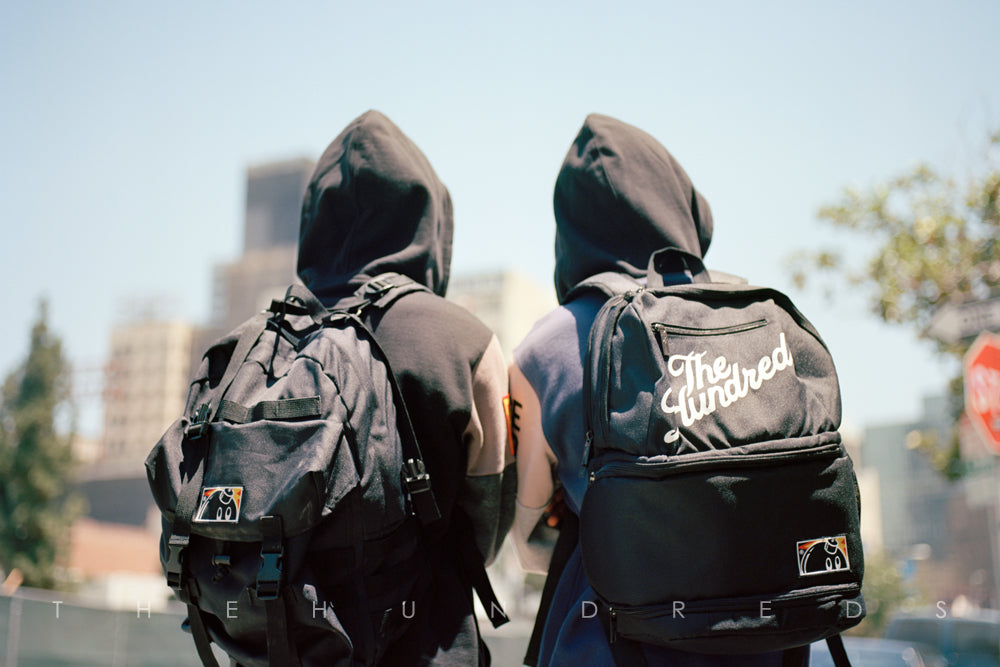 THE HUNDREDS :: MOVE MOUNTAINS // WINTER 2013
