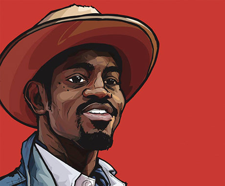 Illustrating Hip Hop's Biggest Characters (and Butts) :: A Conversation with Will Prince