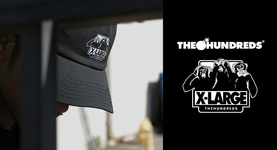 Available Now :: The Hundreds X X-Large