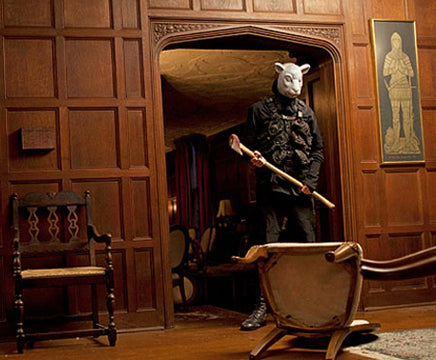 """SHUT UP & WATCH"" MOVIE NIGHT :: HORROR'S SECRET SAVIOR, YOU'RE NEXT"