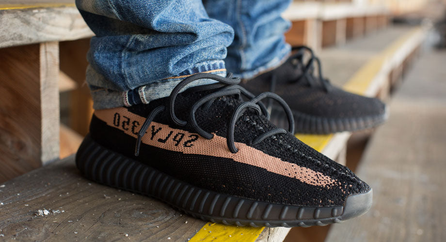 Don't Trip :: Jon Hundreds Checks Out The Much-Hyped Yeezy Boost 350v2