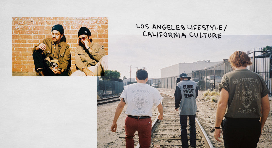 The Hundreds Spring 2016 Lookbook :: Shot & Styled by Alexander Spit