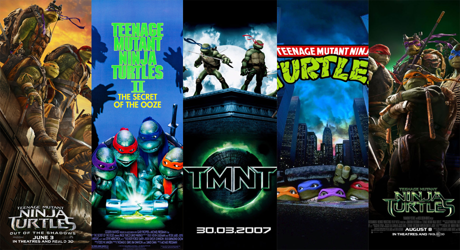 The Definitive Ranking Of The Teenage Mutant Ninja Turtles Movies The Hundreds