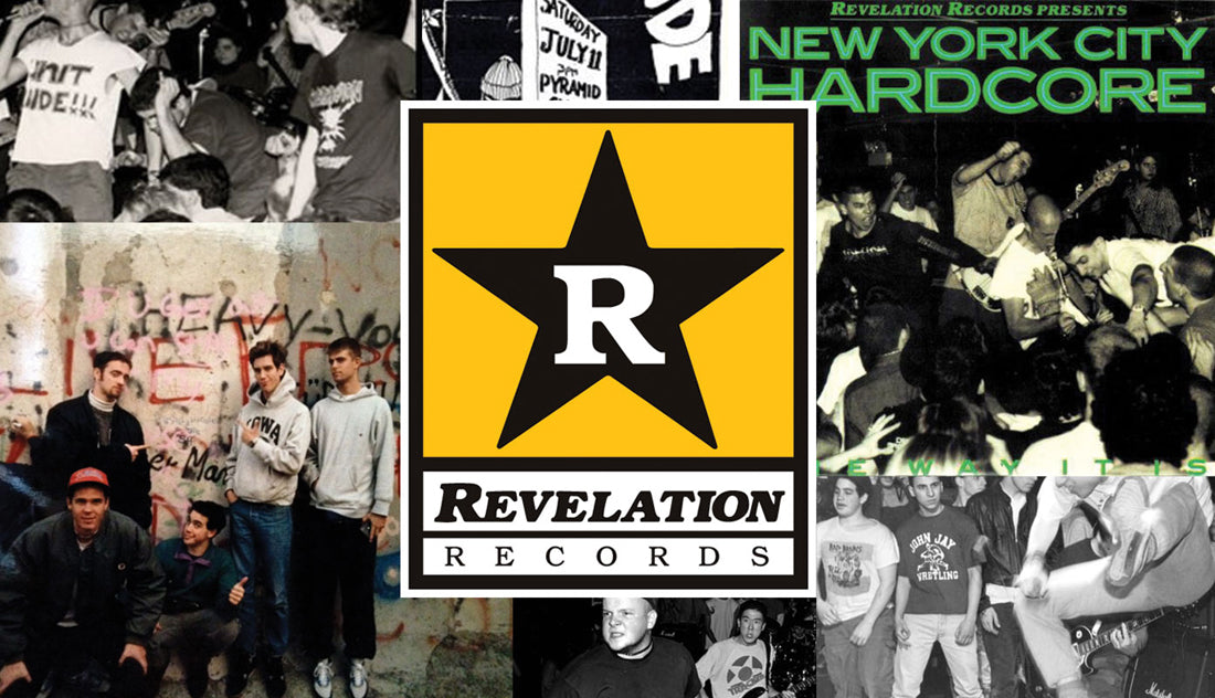 The Sound & the Fury :: A Brief History of Revelation Records