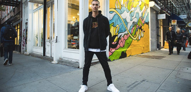 Keep It Wavy :: Aaron Kai on Streetwear, Our Collab, & Trusting Your Vision