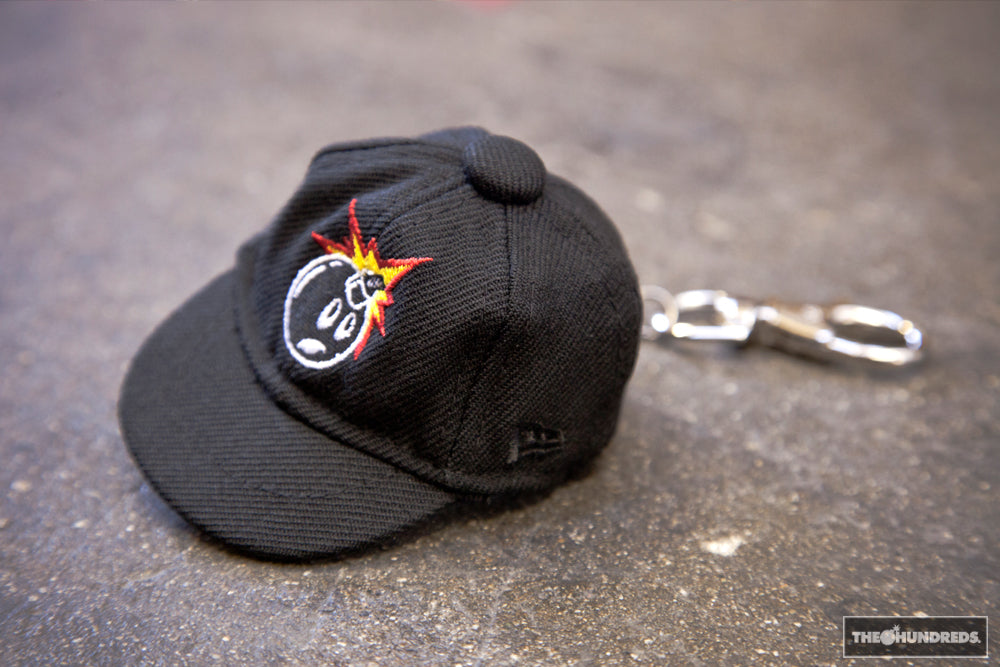 The Hundreds New Era Adam Keychain