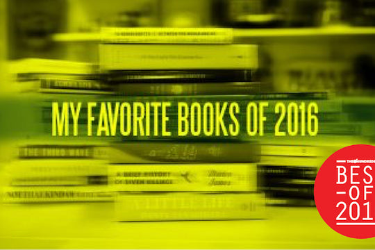Favorite Books I Read in 2016
