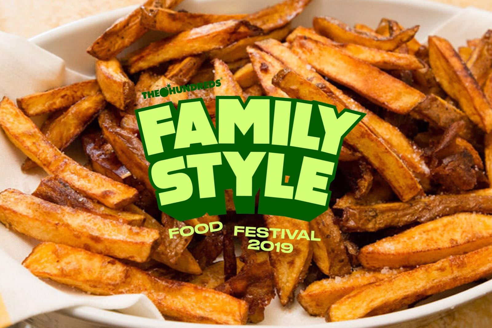 FAMILY STYLE FEST :: The Great Fry Debate
