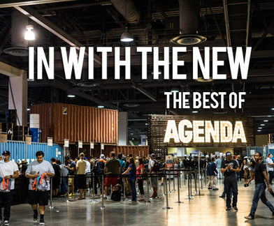 IN WITH THE NEW :: THE BEST OF THE AGENDA SHOW
