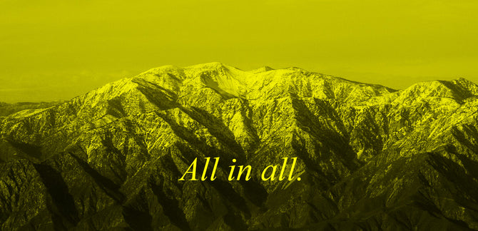 All in All :: Expanding Horizons