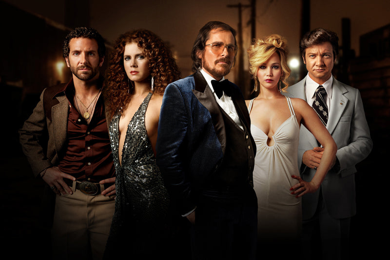 Nothing Or Everything :: American Hustle Reviewed