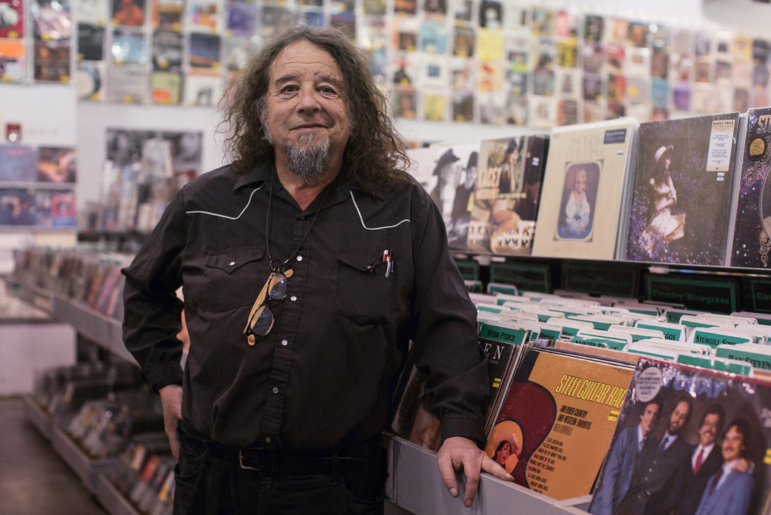 THE RECORD STORE AT THE END OF THE WORLD :: A Conversation with Marc Weinstein, Co-Founder of Amoeba Music