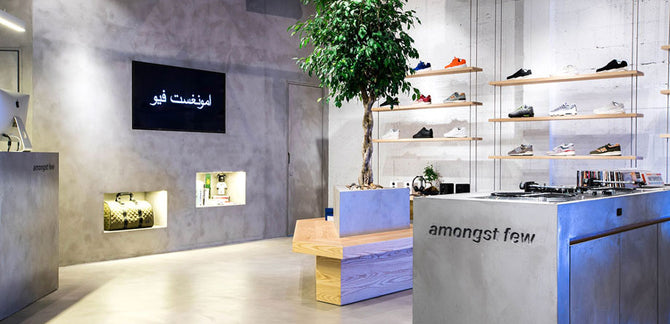 amongst few :: Planting the Seeds of Streetwear in the Middle East