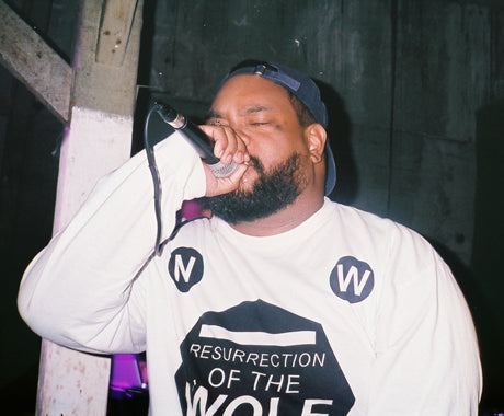 THE RIGHT DUDE :: AN INTERVIEW WITH RAPPER ANTWON