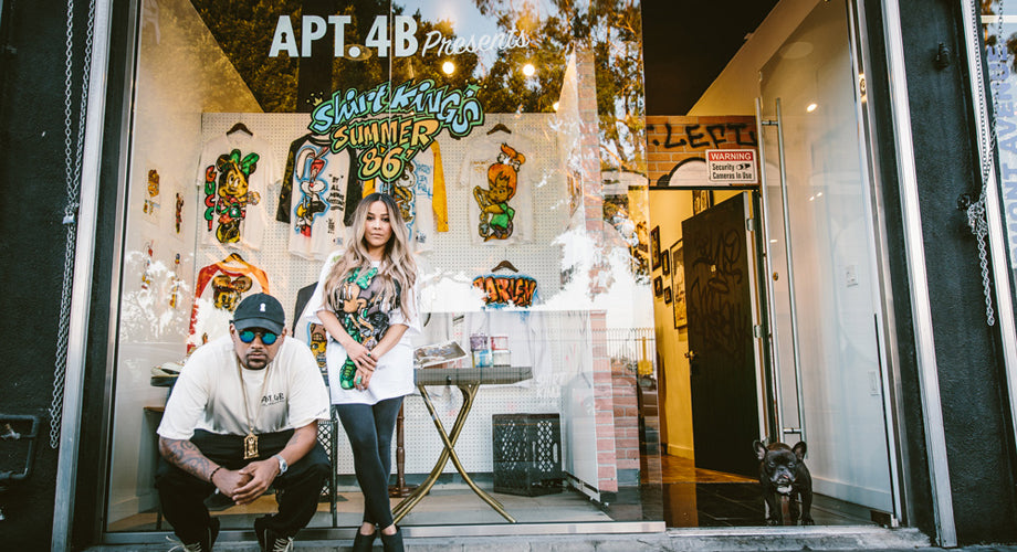 Respect the Technique :: Concept Store Apt.4B Is Changing the Retail Experience