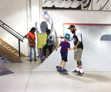 Askate :: Skateboarding Therapy for Children w/Autism