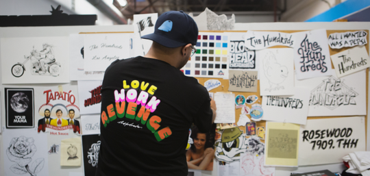 BEHIND THE DESIGN :: The Hundreds Summer Collection