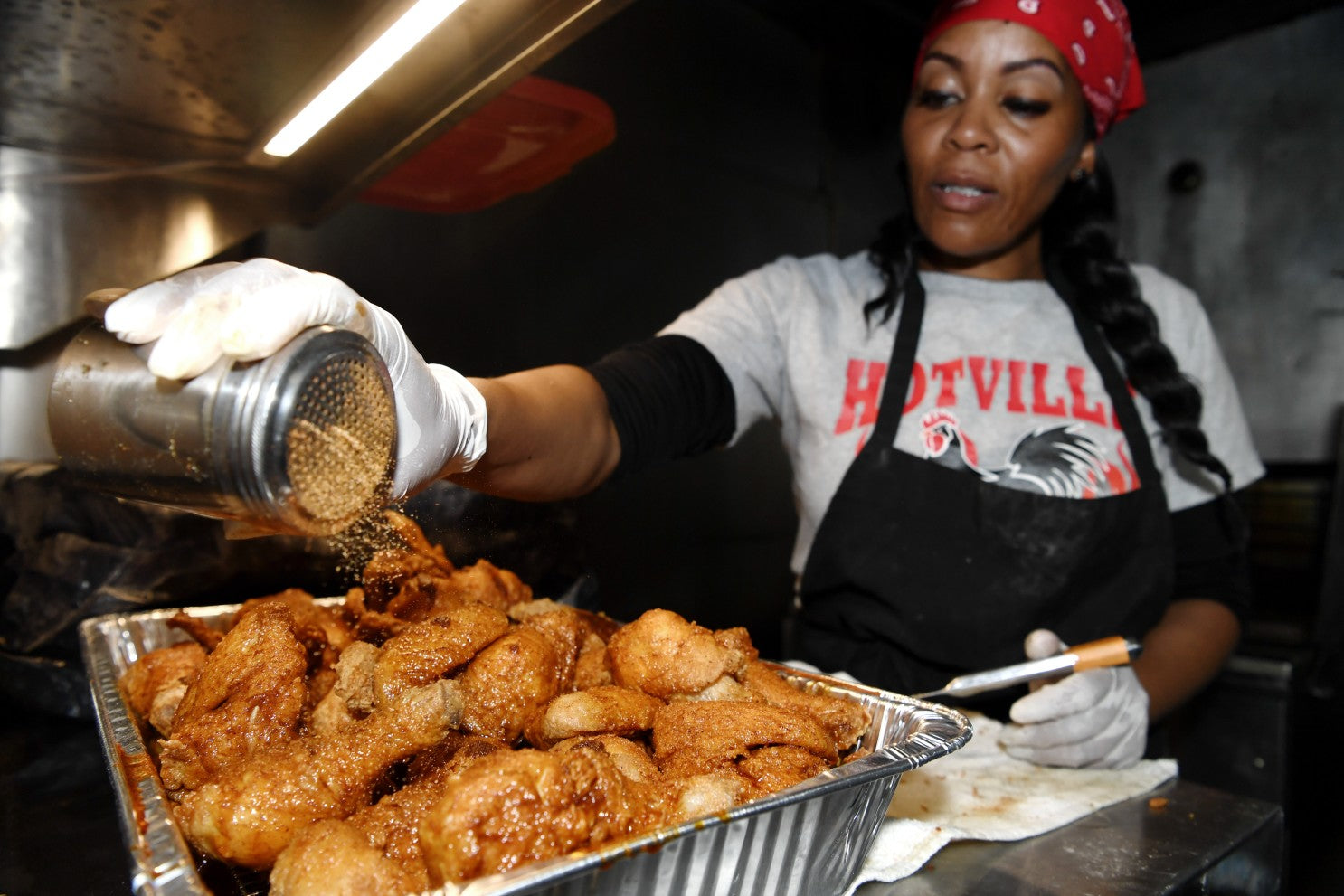 How the Inventors of Nashville Hot Chicken Brought the Legend to Los Angeles