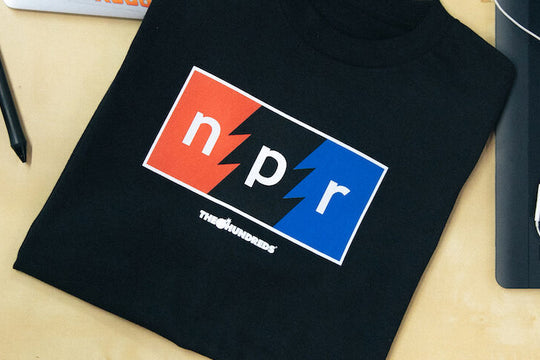 The Hundreds X NPR