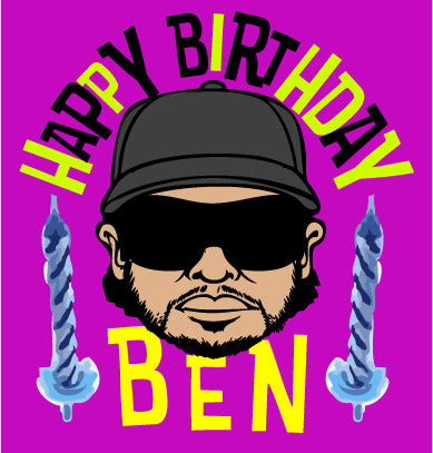 HAPPY BENDAY