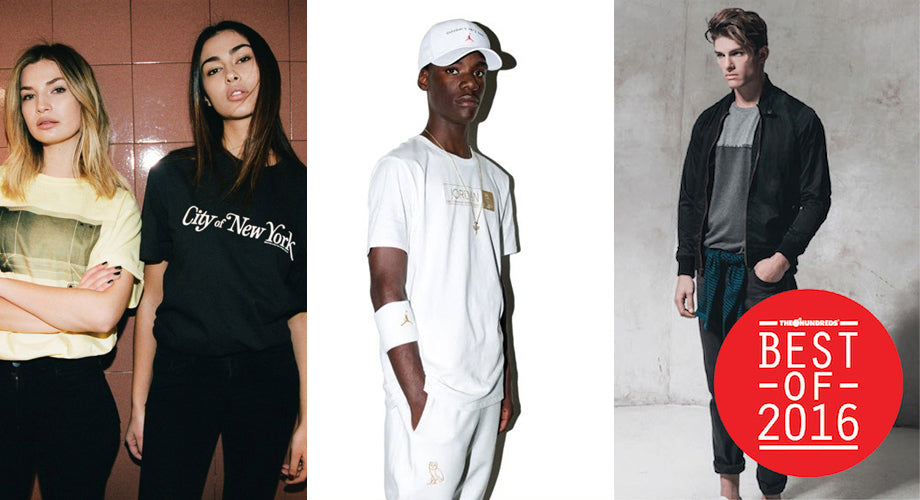 Our Favorite Streetwear Collaborations of 2016