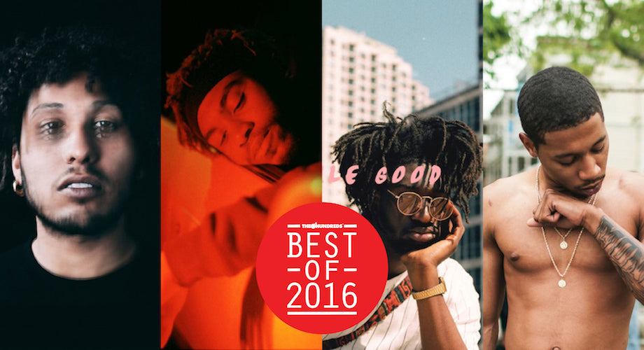 The 10 Best Indie Rap Projects of 2016