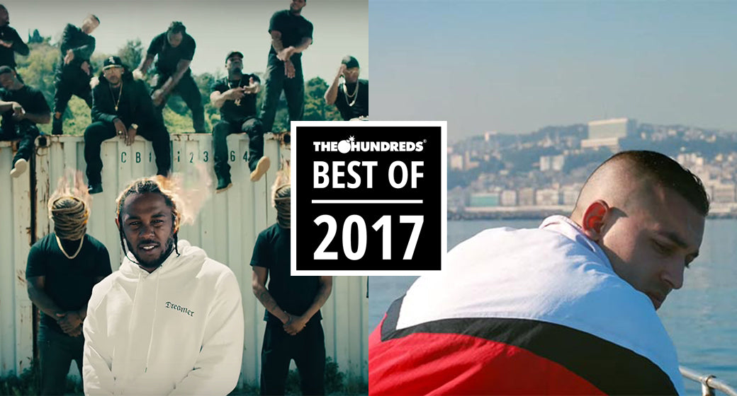 Zeemuffin Counts Down the 10 Best Music Videos of 2017