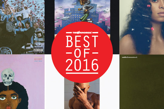 Audio Therapy :: The 10 Best Albums of 2016 for Self-Care