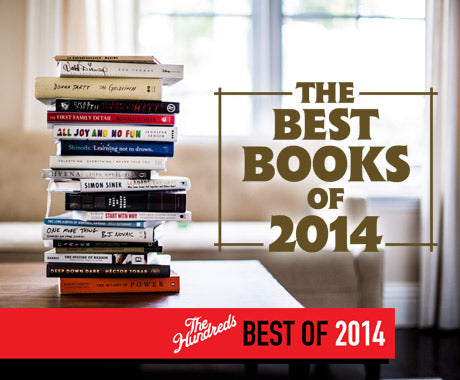THE BEST BOOKS OF THE YEAR AKA THE MOST BORING LIST OF 2014