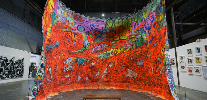 FIRST LOOK :: BEYOND THE STREETS, a Groundbreaking Graffiti Art Exhibit