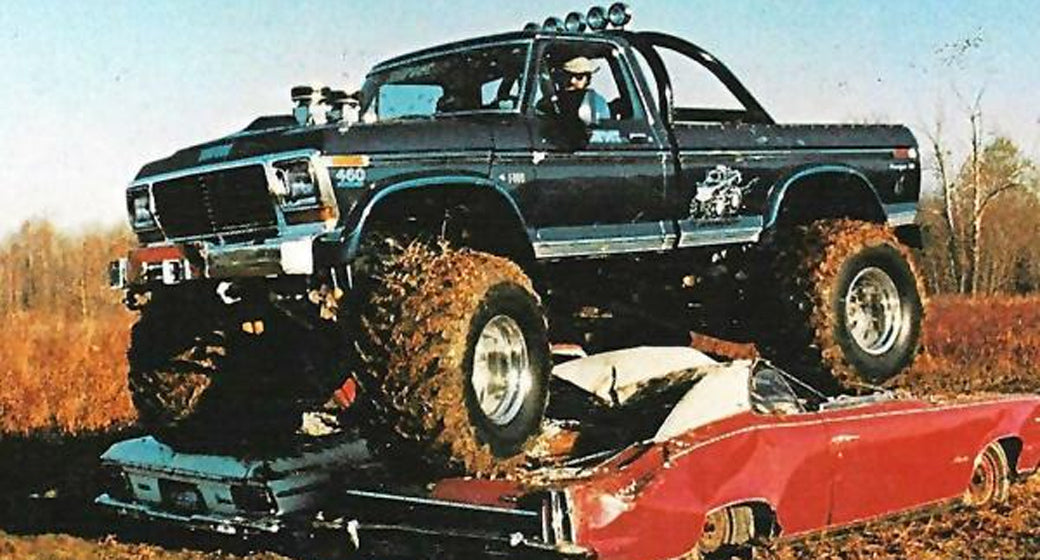 He Found BIGFOOT :: The Story of Bob Chandler and the First Original Monster Truck