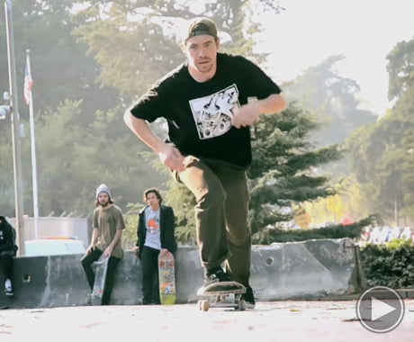 SKATEBOARDING :: BILLY ROPER