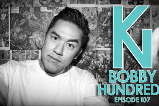 Bobby Hundreds Talks Fast Fashion & Forward Thinking in the Kinda Neat Podcast