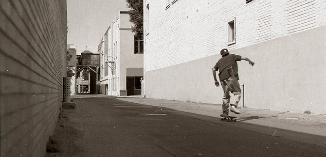 A LOVE LETTER :: SKATEBOARDING AS LIFE