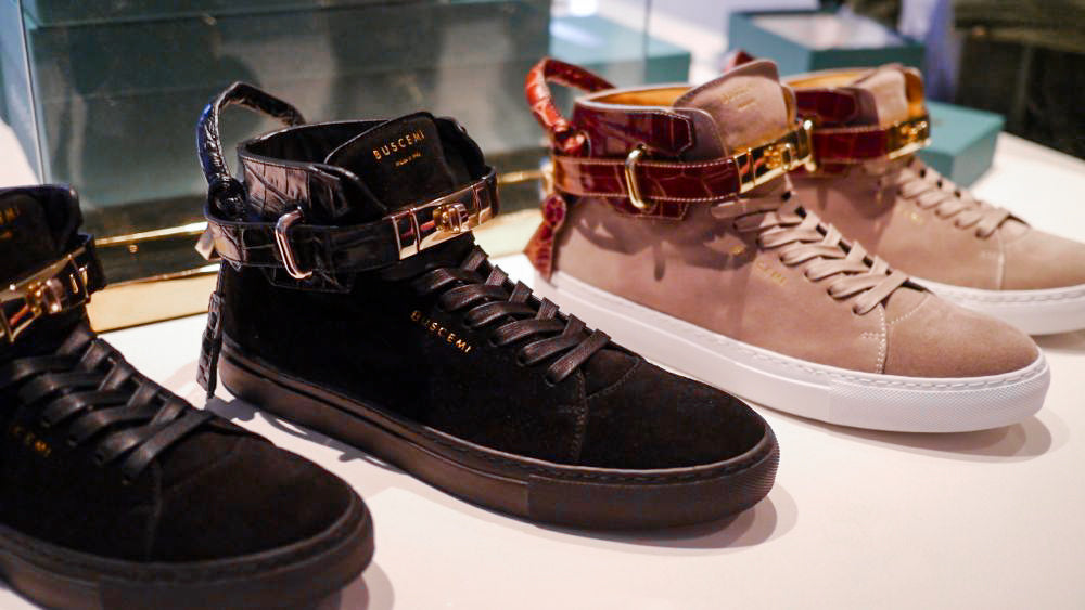 UNION X BUSCEMI Trunk Show