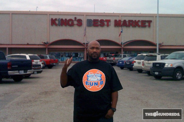 BUN B FOR THE HUNDREDS