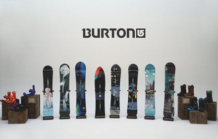 THE GOOD LIFE :: BURTON WINTER PREVIEW