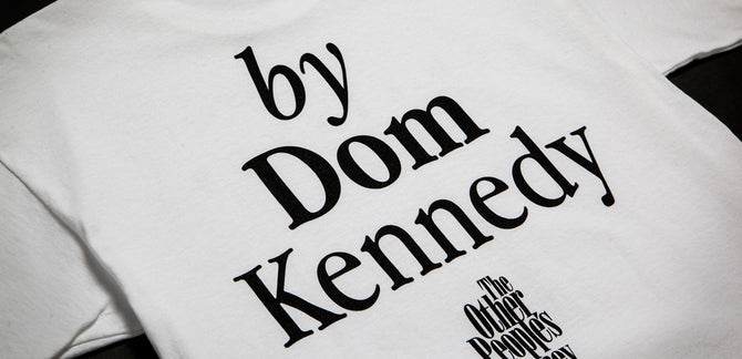 The Hundreds X Dom Kennedy Exclusive T-Shirt