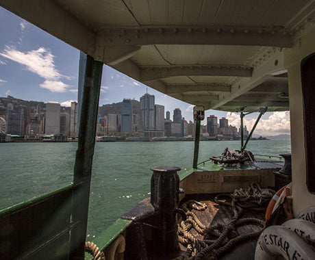 BY LAND OR BY SEA :: HONG KONG