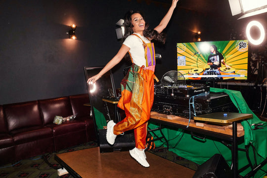 HINT OF CINNAMON :: DJ and Activist Jasmine Solano Was Born to Perform