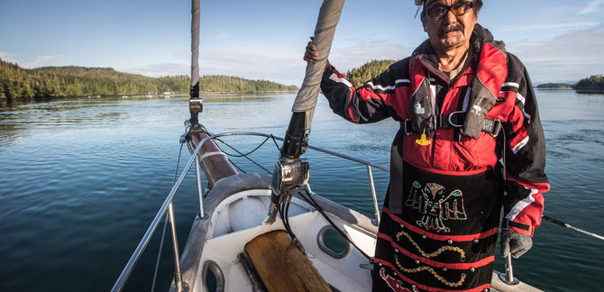 SAVE THE SALISH SEA :: Born on the Frontlines